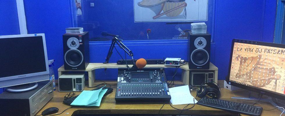 La Voix du Paysan, la radio qui vous écoute