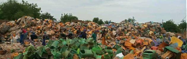 Zoom sur le centre de dépôt et de transformation des déchets plastiques à Ouahigouya